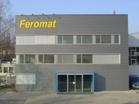 Sídlo Feromat